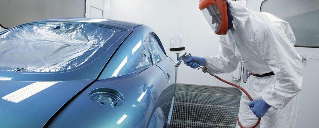 Auto värvimine tehnoloogia ja värvimise